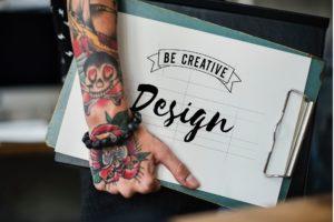 デザインを表した画像